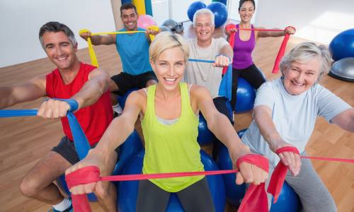 Exercise and arthritis.
