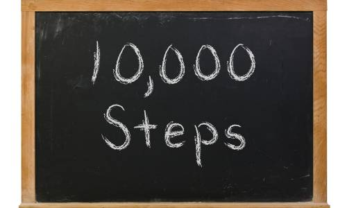 10.000 Steps a Day?