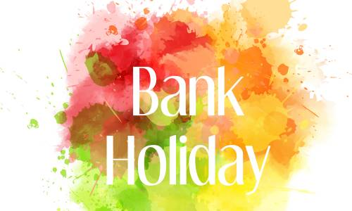 Things to do on the bank holiday weekend