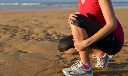 Running gait and injury