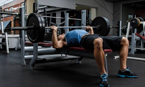 Are you a gym bunny that gets shoulder pain when benching?